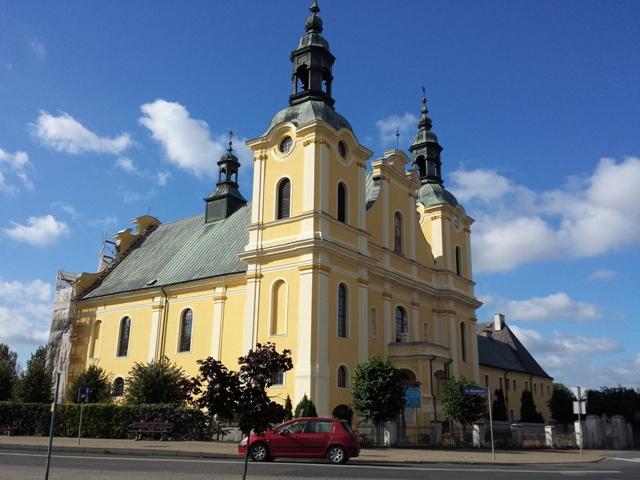 Kościół klasztorny w Kole