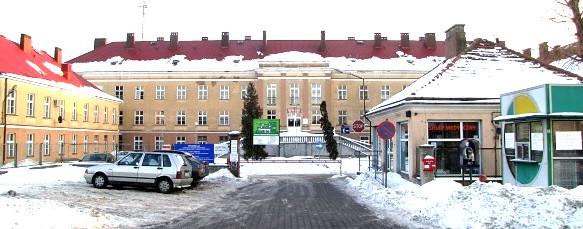 szpital w Kole