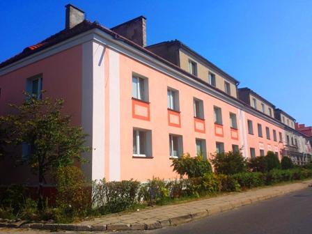 ulica Zawadzkiego w Kole