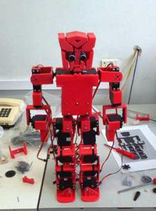 robot LO w Kole