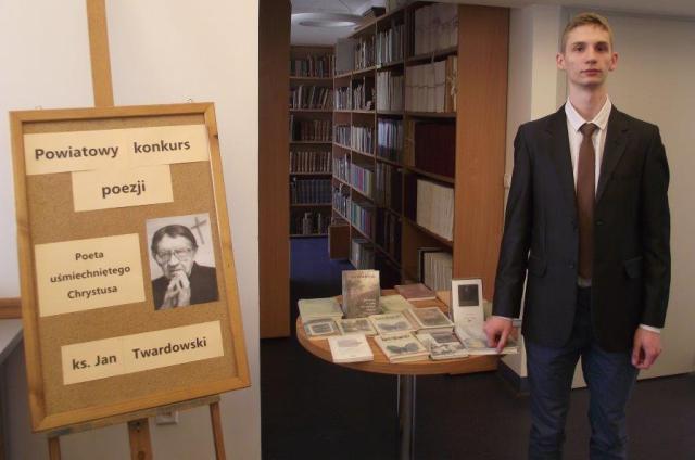 Konkurs recytatorski - poezja ks. Twardowskiego, 30.04.2015 r (7)