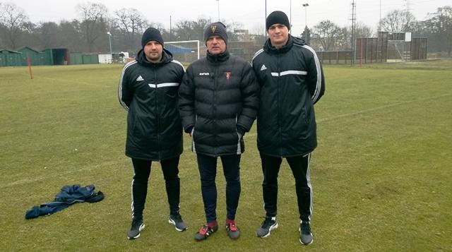 Trenerzy w Szczecinie