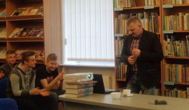 Spotkanie z Jackiem Nowaczykiem (06.04 (11)