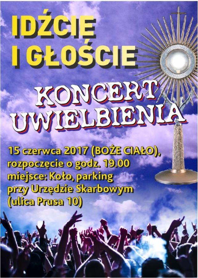 koncert US