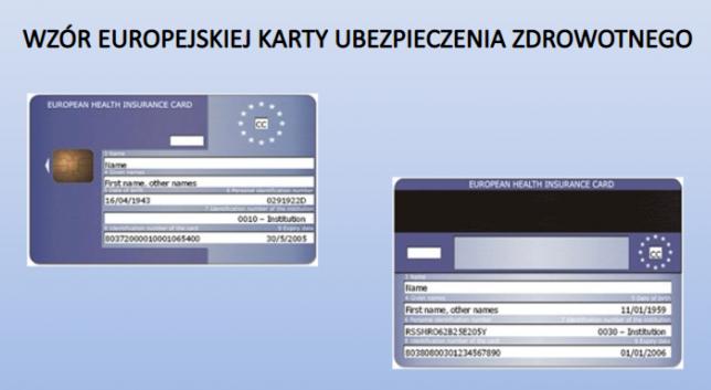 Karta Ubezpieczenia Europa.11 Marca Odbierz Ekuz W Kole Kurier Kolski